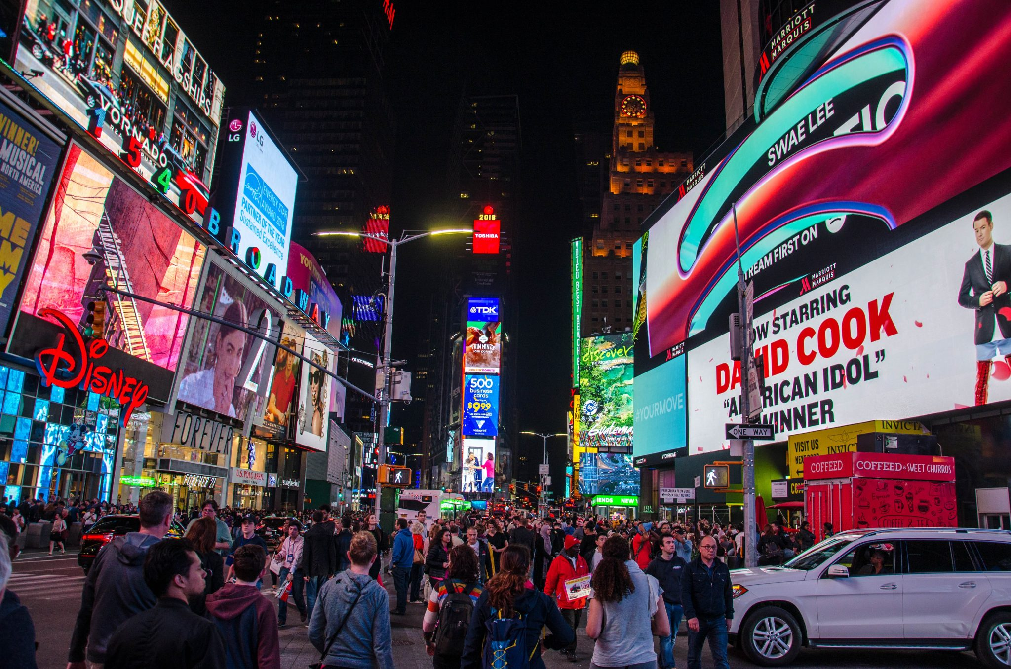 OOH Advertising – Past, Present and Future