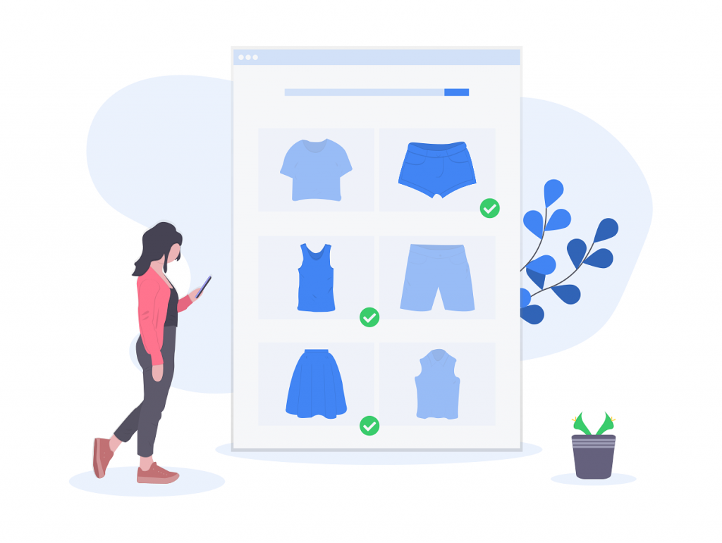 User behavior ecommerce stores